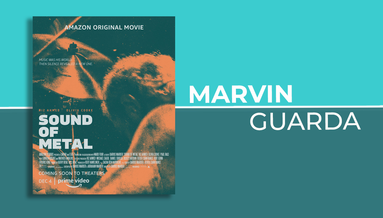 sound of metal Marvin