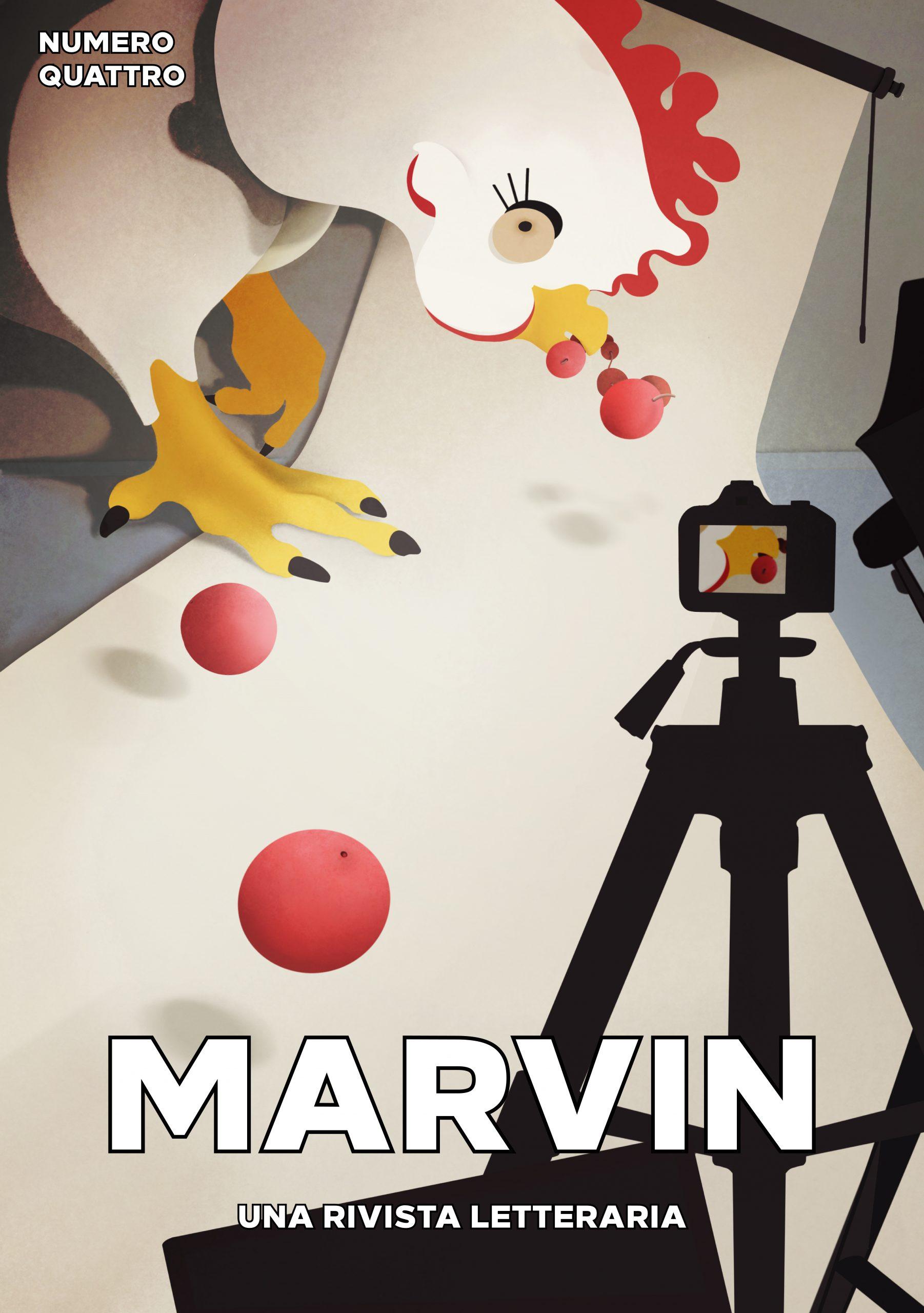 numero quattro marvin